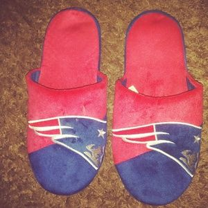 Other - New England Patriots Slippers